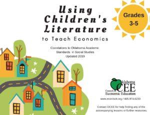 using children's literature to teach economics 3-5 grade teacher guide