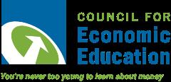 Council for economic education logo