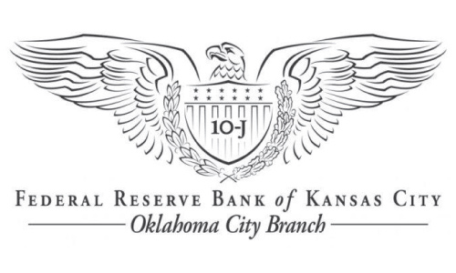 Federal Reserve Bank of Kansas City Oklahoma City Branch Logo