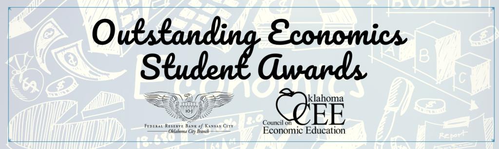 Outstanding economics student awards
