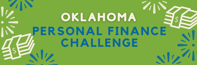 Personal Finance Challenge graphic