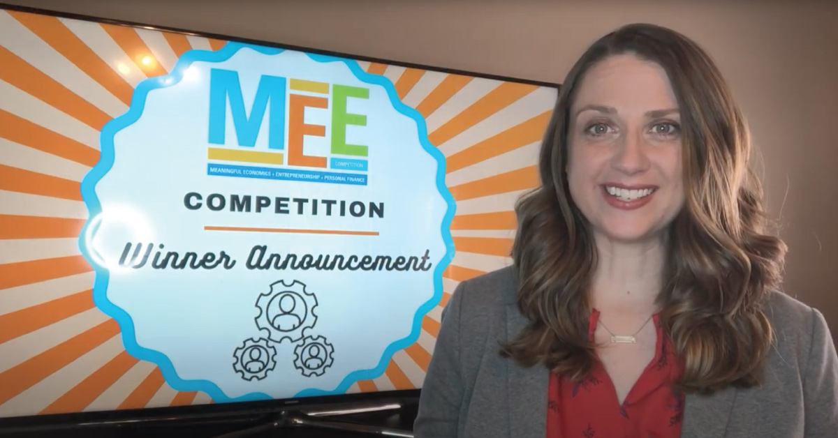 MEE Competition 2021 stillwater winner announcement