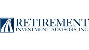 Retirement Investment Advisors logo pantone 540