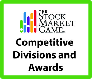 Stock Market Game competitive divisions and awards