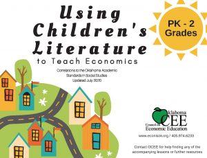 using children's literature to teach economics PK-2 grade teacher guide