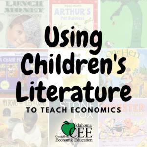 using children's literature to teach economics